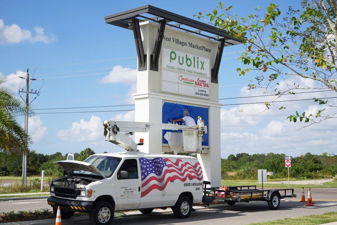 The new Publix at West Villages MarketPlace on Tamiami Trail had nothing to do with the decision to replace the Publix in the Venice Village Shoppes, according to a company spokesman.