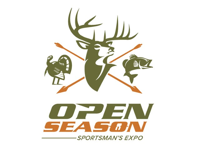 Open Season Sportsman's Expo logo.