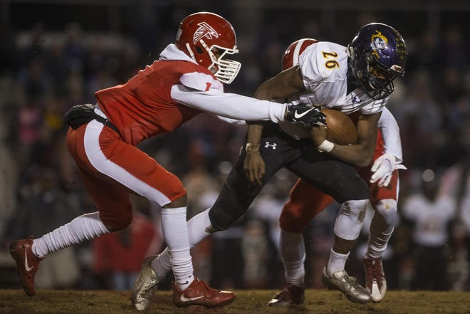 Seventy-First was scheduled to close the 2021 spring high school football season at Jack Britt on April 9. Now, the Falcons will travel to Hope Mills on Feb. 26.
