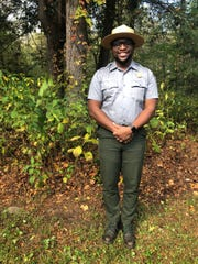 Antoine Fletcher, science communicator for Great Smoky Mountains National Park, is leading the park's African American Experience Project.