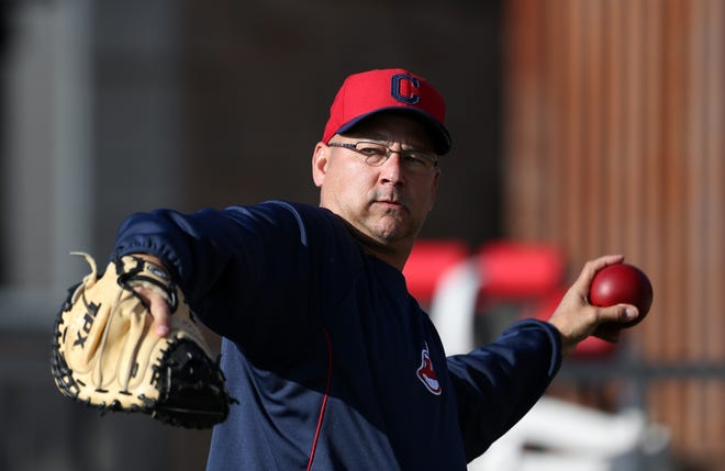 Cleveland manager Terry Francona said no in the organization covered up anything involving Mickey Calloway's behavior while with the team. [Associated Press]