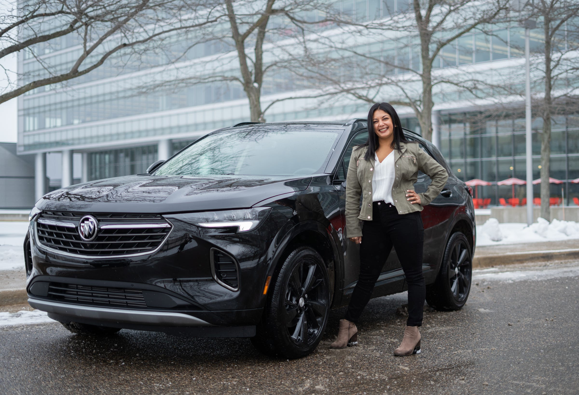 GM's Buick brand gains traction among women