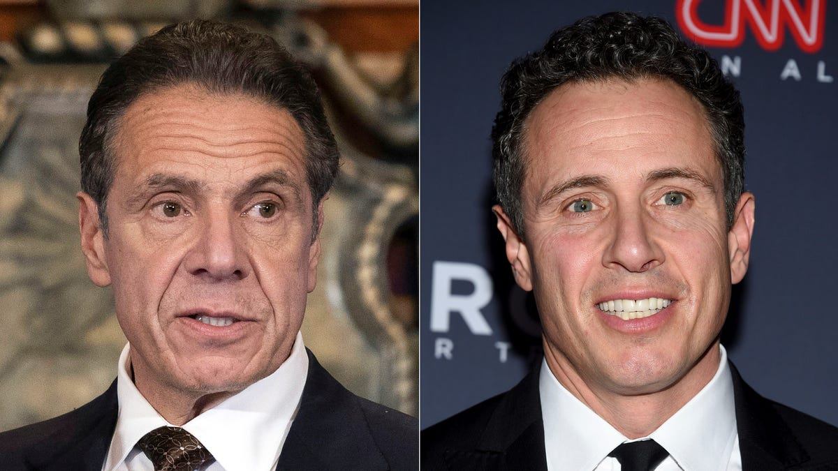 The lighter days of CNN's Cuomo Brothers show are long gone 3