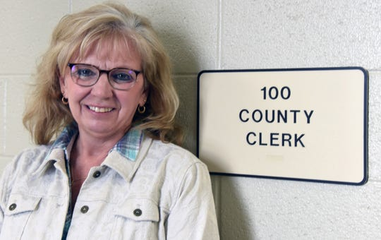 """Antrim County Clerk Sheryl Guy oversaw the canvassing that led to corrections in the county's presidential votes. A Senate report issued Wednesday said unsubstantiated election claims """"are unjustified and unfair to the people of Antrim County and the state of Michigan."""""""