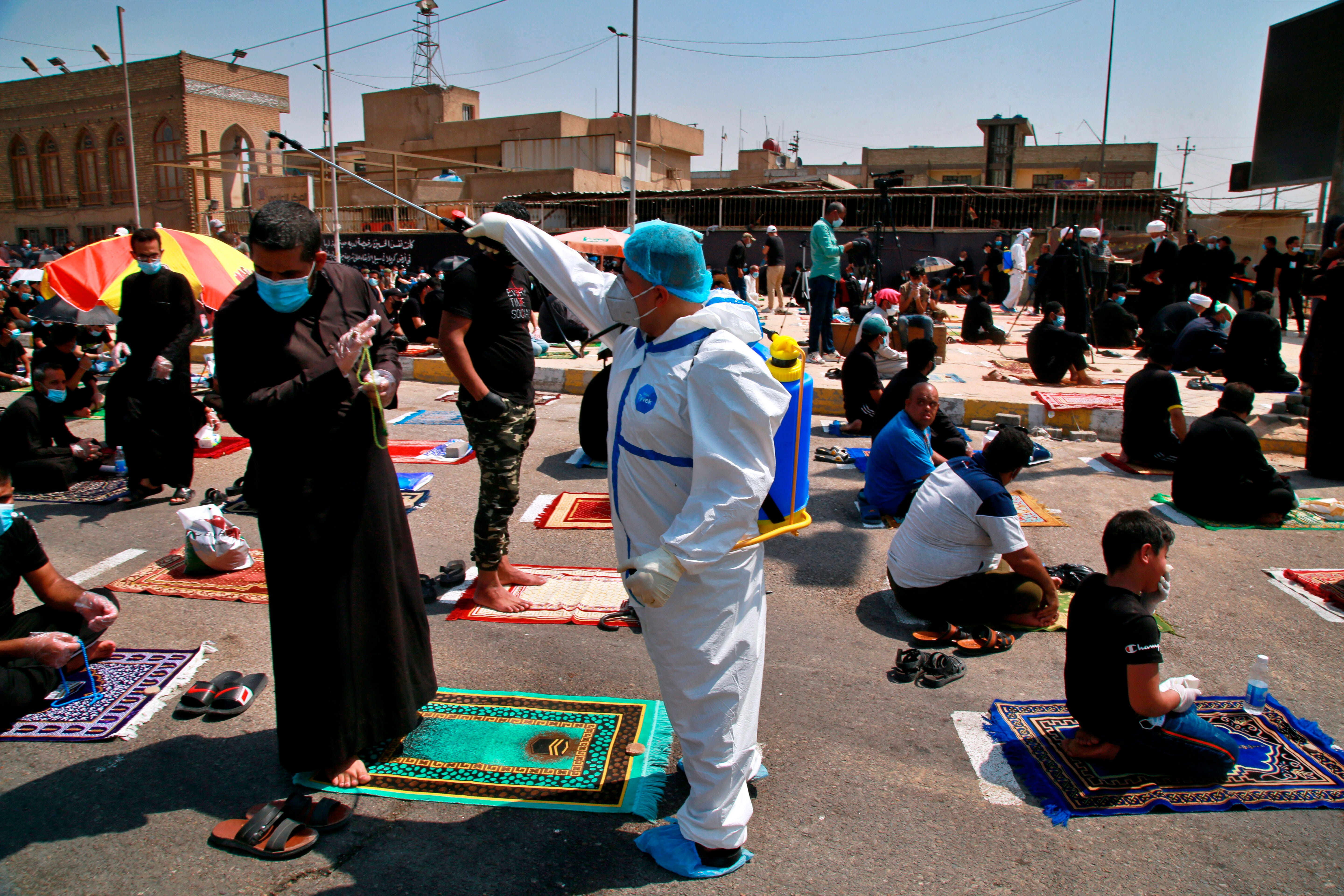 Old habits imperil Iraq as doctors warn of second virus wave 2