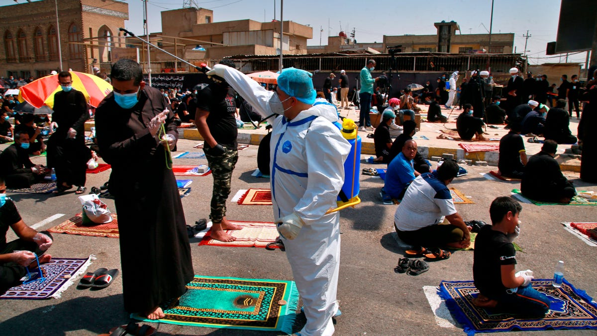 Old habits imperil Iraq as doctors warn of second virus wave 3