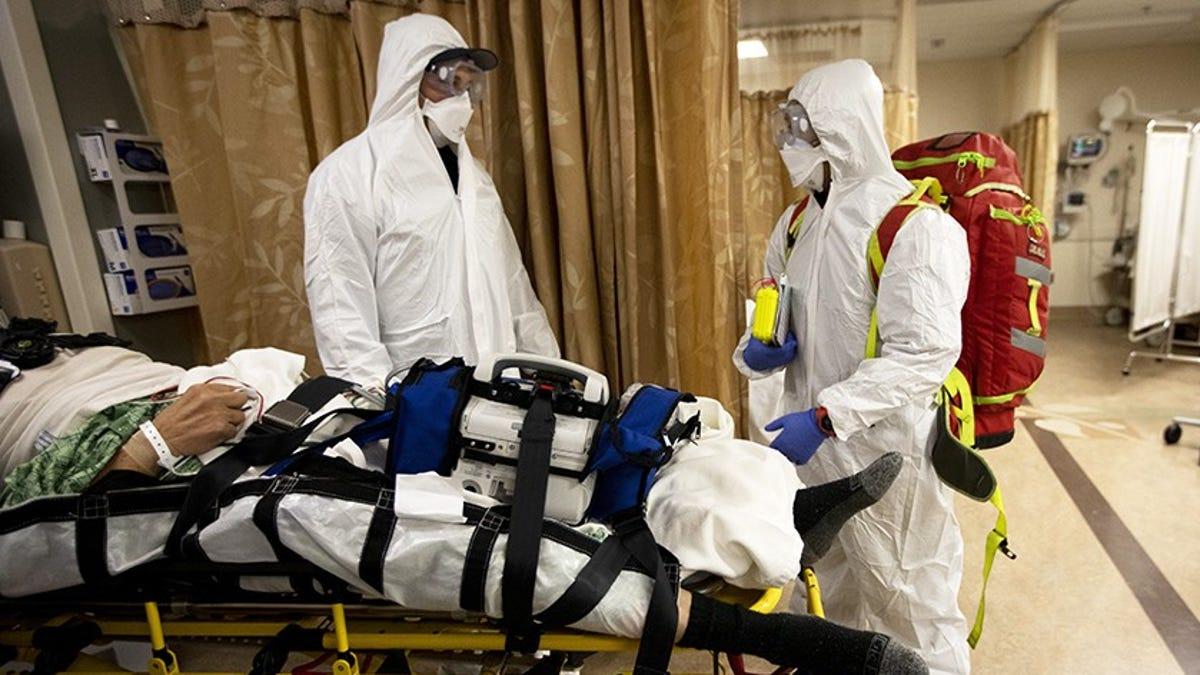 Did California's COVID-19 hospital surge cause unnecessary deaths? 3