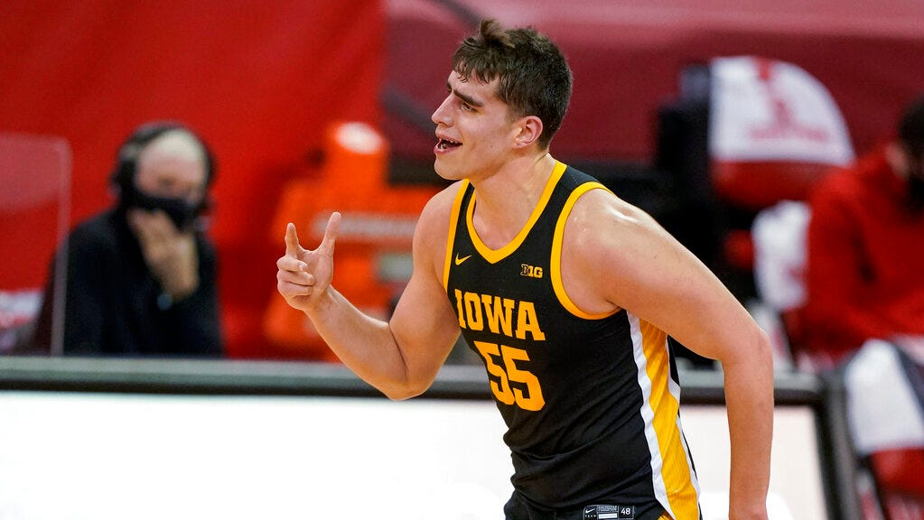 No. 14 Iowa 77, No. 21 Wisconsin 62: Here's what we learned - Hawk Central
