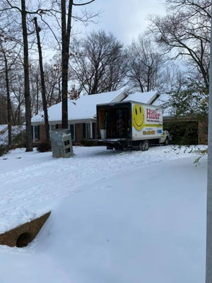 Hiller and other plumbing companies have had many calls for frozen pipe repair throughout West Tennessee this week.