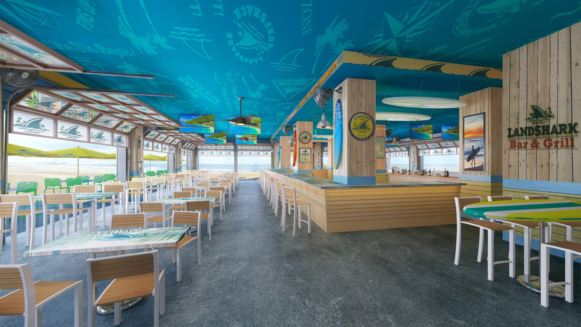 In the Know: Answering your questions about Margaritaville's construction start date and CinéBistro