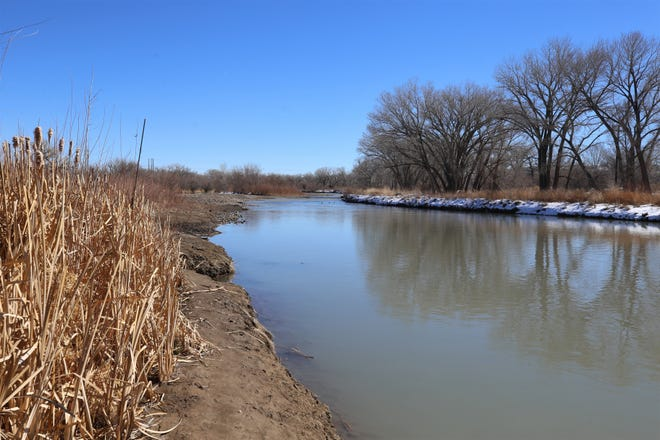 The Animas River is one of the sources of drinking water as well as water for irrigation in San Juan County.