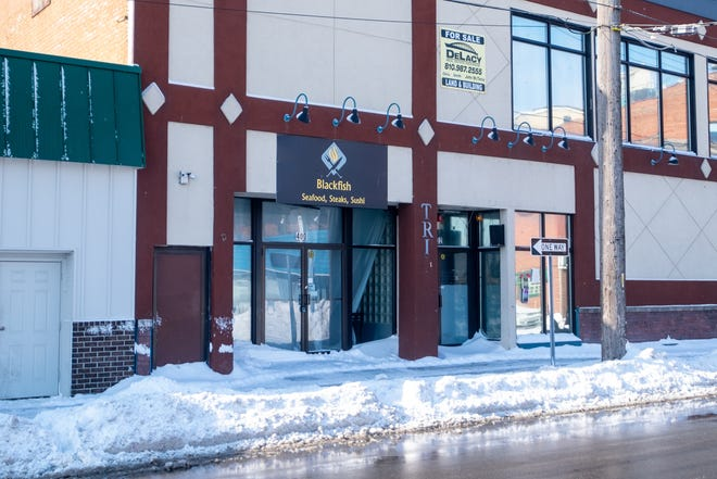 The city has identified license picks for marijuana establishments. The owners of the building at 400 Quay St. in Port Huron are partnering as landlords with Green Standard Cultivation to open a retail shop.