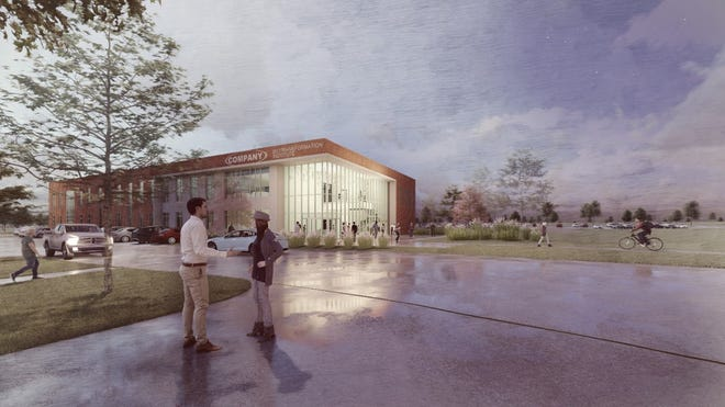 South Dakota State University and the South Dakota School of Mines & Technology worked together in the past year to develop plans for a proposed bioproducts  lab slated for SDSU's research park. House Bill 1210 asks for $20 million towards the $28.5 million project.