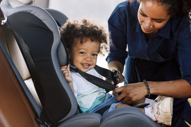 Using child safety seats correctly can reduce the risk of death by as much as 71 percent.