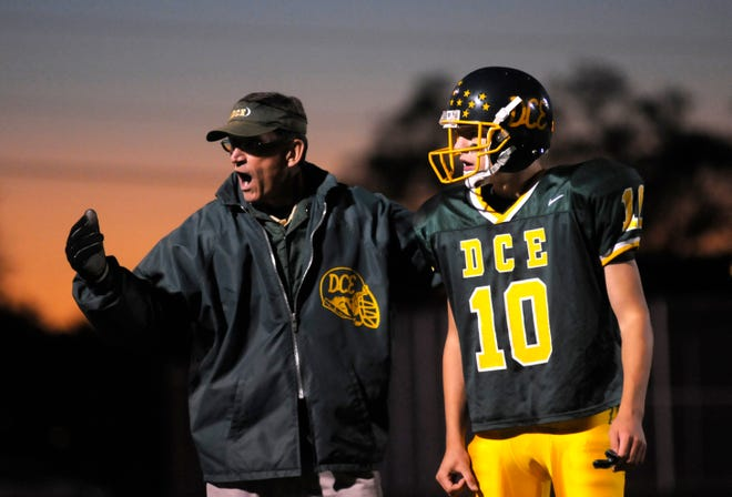 Wayne Steffenhagen, who coached D.C. Everest to five state football championships, has died.