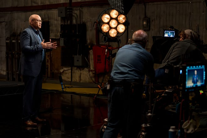 "Larry Wilmore is an executive producer of ""Amend: The Fight for America."""