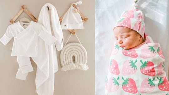 Peep the adorable newborn patterns.
