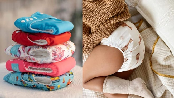 Do the planet a huge favor and give reusable diapers a shot!