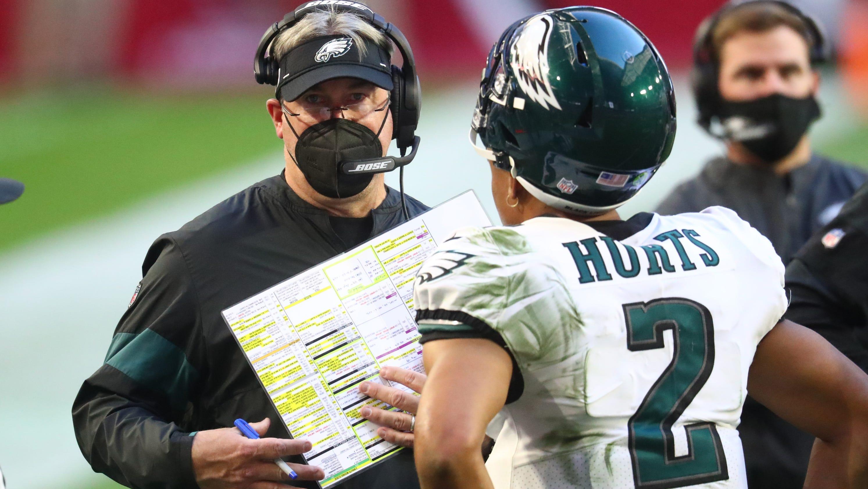 Opinion: Ex-Eagles coach Doug Pederson takes the biggest 'L' in Carson Wentz exchange – USA TODAY