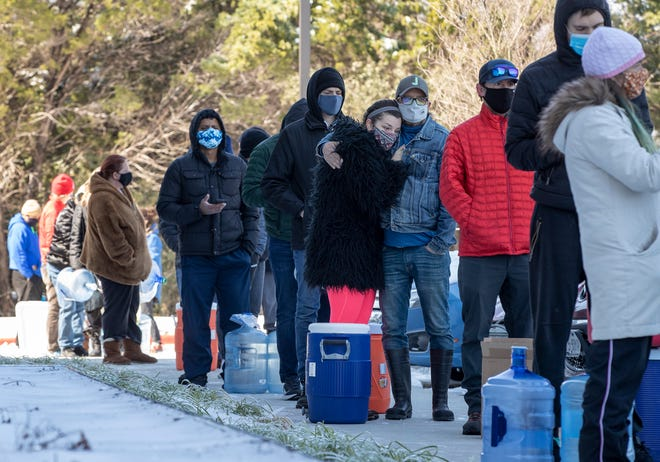 Clean water, electricity problems persist as temperatures warm