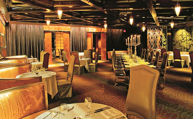 Angle restaurant at Eau Palm Beach is resuming wine dinners with a Thursday dinner featuring Orin Swift Cellars.