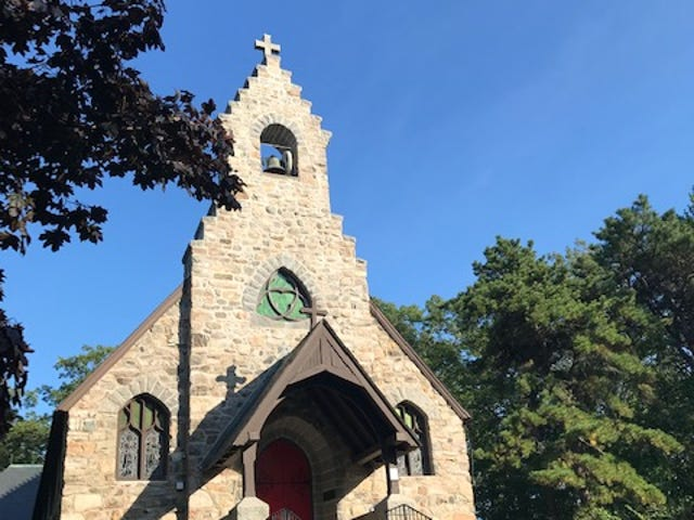 The Trustees of the historic St. Peter's By The Sea Episcopal in Cape Neddick just donated $5,000 to the local HOPE Fund administered by the York County Community Action Corp.