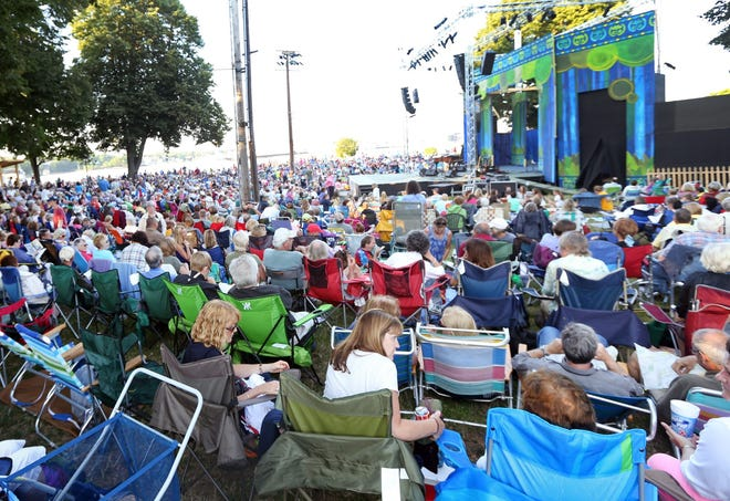 "After a summer off due to the pandemic, the Prescott Park Arts Festival will return this summer with its production of the musical, ""You're A Good Man, Charlie Brown."""