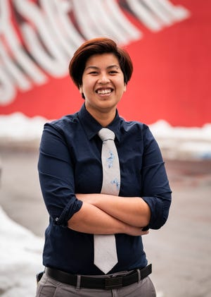 Thu Nguyen formally announced their bid for Worcester City Council At-Large, and if elected, they would be the first nonbinary City Councilor in Worcester's history.