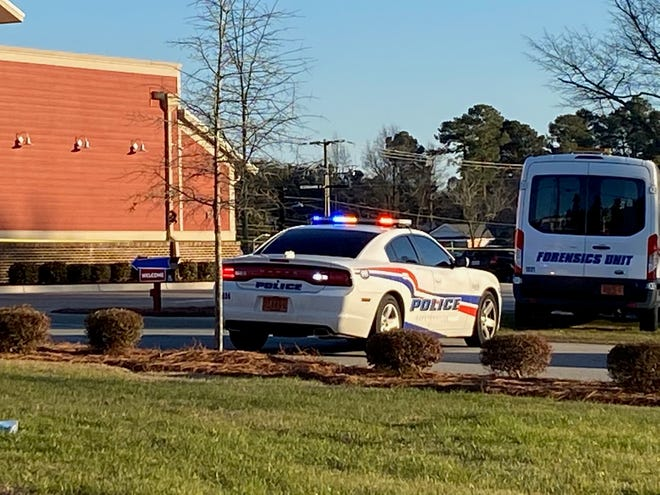 Fayetteville police are investigating after a man was shot to death in broad daylight in the Zaxby's parking lot on Skibo Road.