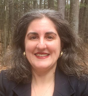 Pictured: Lisa Kouchakdjian, of Meadowbrook Circle, Sudbury.