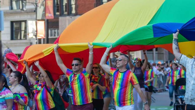 June is Pride Month. Celebrate this weekend in Hamilton and Mainstrasse Village.