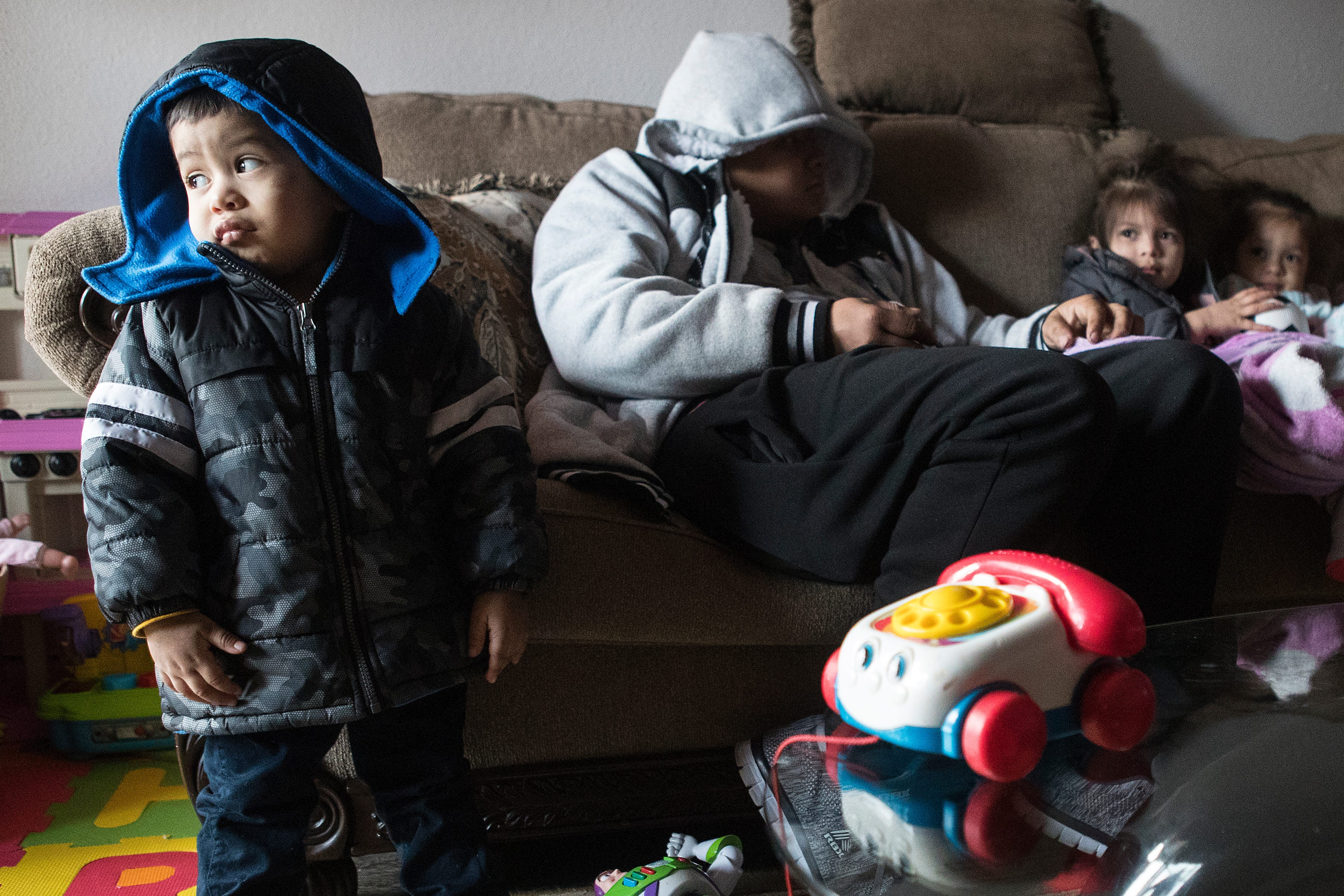 Suspected hypothermia deaths in homes mount in Texas 2