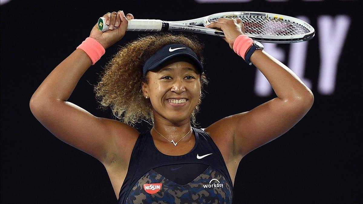 Osaka closes strong to beat Brady in Australian Open women's final 2