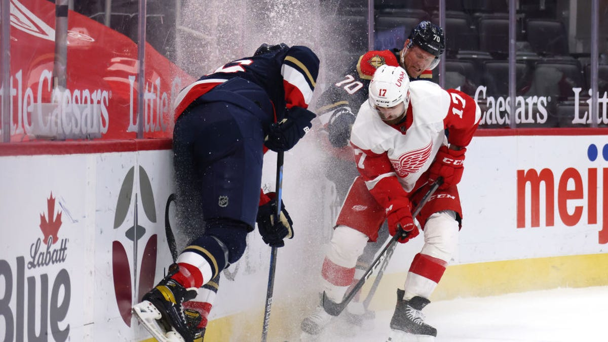 Wings are 29th out of 31 NHL teams, so why does GM Steve Yzerman see progress? 2