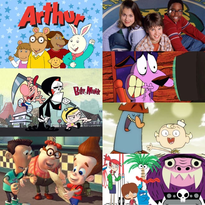 The Arts and Culture staff's favorite underrated TV shows from their childhood.