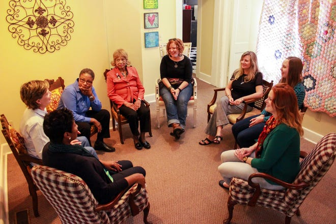 The Oasis Center for Women & Girls is a non-profit organization in Tallahassee that works to promote empowerment. They offer a variety of services including counseling and summer camps.