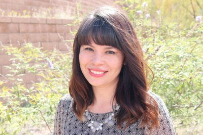 Cesia Otero, Doña Ana County Early Childhood Education Coalition Coordinator and Vice President