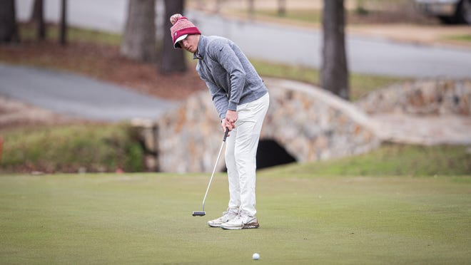 Brett Roberts, FSU's Men's Golf, team suffered a tough loss to 10th-ranked Clemson, 3-2, at the ACC Championship Match Play final on Monday