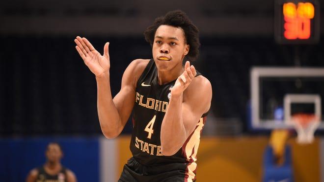 FSU Seminoles guard Scottie Barnes draws Magic Johnson comparisons