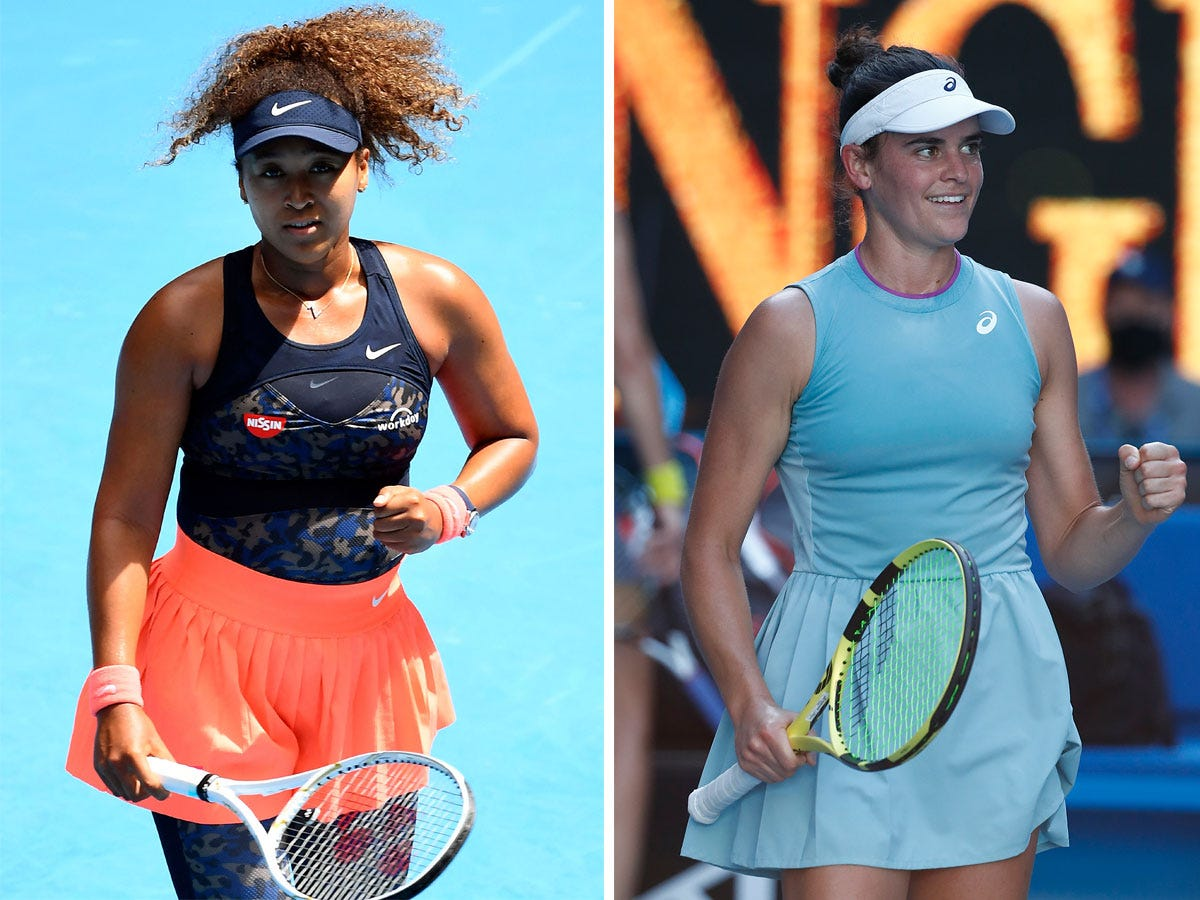 Australian Open women s final: Time, TV, streaming and key information for Naomi Osaka vs. Jennifer Brady