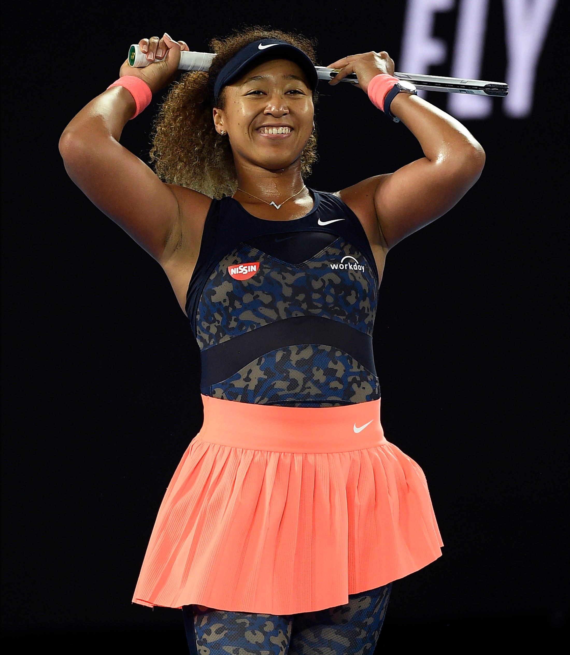 Naomi Osaka routs American Jennifer Brady to win Australian Open, fourth Grand Slam title
