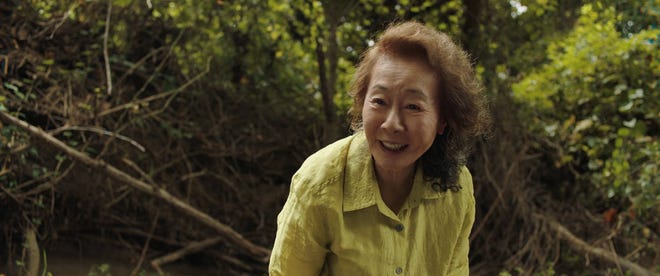 """Yuh-Jung Youn plays the Yi family grandmother, Soonja, whose arrival from Korea turns grandson David's young life upside down in """"Minari."""""""