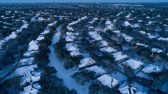 State lawmakers on Sunday gave initial approval to an omnibus bill overhauling Texas' electric supply system in response to February winter storms and power outages that left millions without power and more than 100 dead.