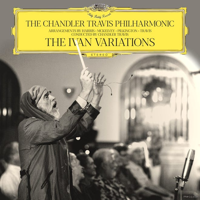 """The Chandler Travis Philharmonic's """"The Ivan Variations"""" includes 12 songs based on the same tune."""