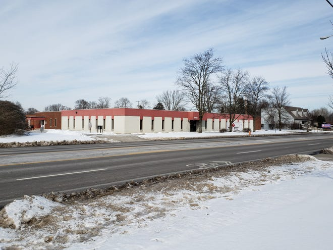 Aldi plans to put a grocery store on the site of the American Heart Association building on North High Street.