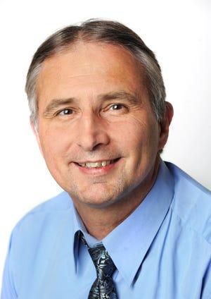 Monroe Evening News Sports Editor Niles Kruger