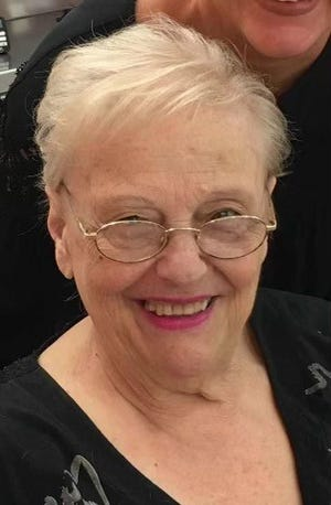 """Philomena """"Mena"""" Hedin, who died last month, worked in the Marlborough Public Library for nearly 60 years."""