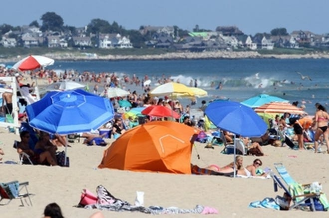 The state will offer free COVID-19 vaccinations from 11 a.m. until noon Saturday at Misquamicut State Beach in Westerly.