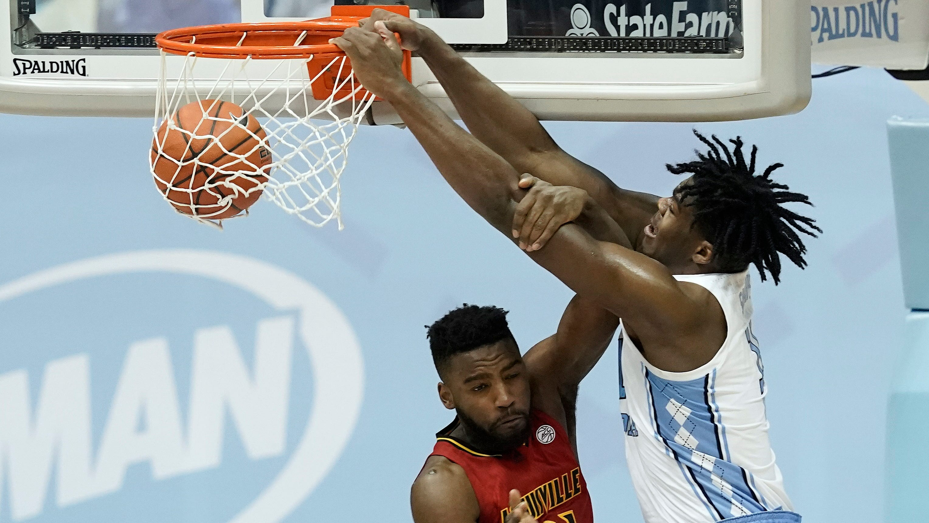 Freshmen fuel UNC's blasting of Louisville, fulfill 'lifetime' request from Roy Williams