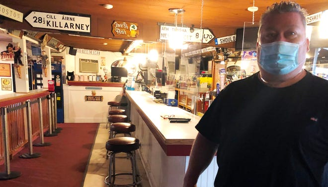 Owner Steve Beranger said they closed on Dec. 23 with COVID numbers climbing, but with those numbers now improving and state-wide restrictions being eased as a consequence it seemed like a good time to get back.
